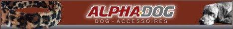 Alpha-Dog · aussergewöhnliche Halsbänder und Leinen