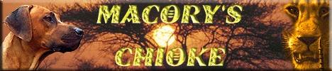 Macory's Chioke & Wanyanga Abayomi Cooper mjomba kwa Chioke