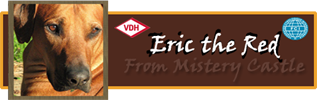 Eric the Red From Mistery Castle