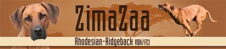 ZimaZaa Rhodesian-Ridgeback